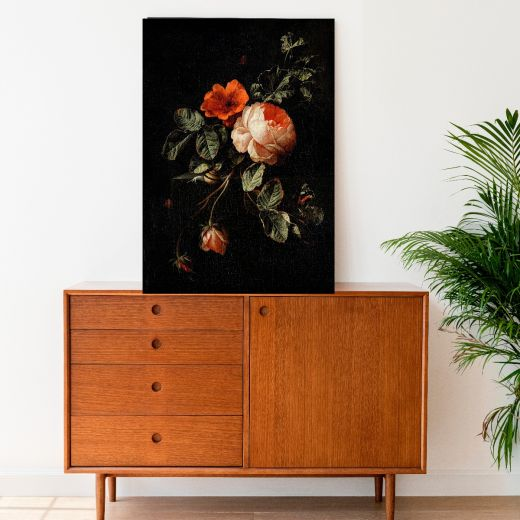 Still Life with Roses interieur poster | 50x70