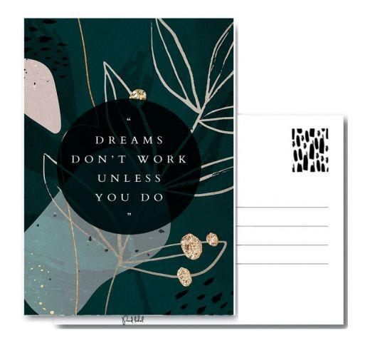 PAND LABEL WENSKAART | DREAMS